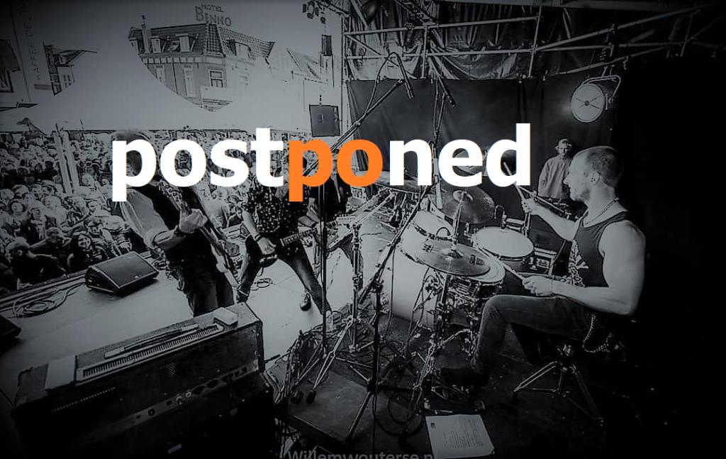 Livestream Status Quo Forever postponed