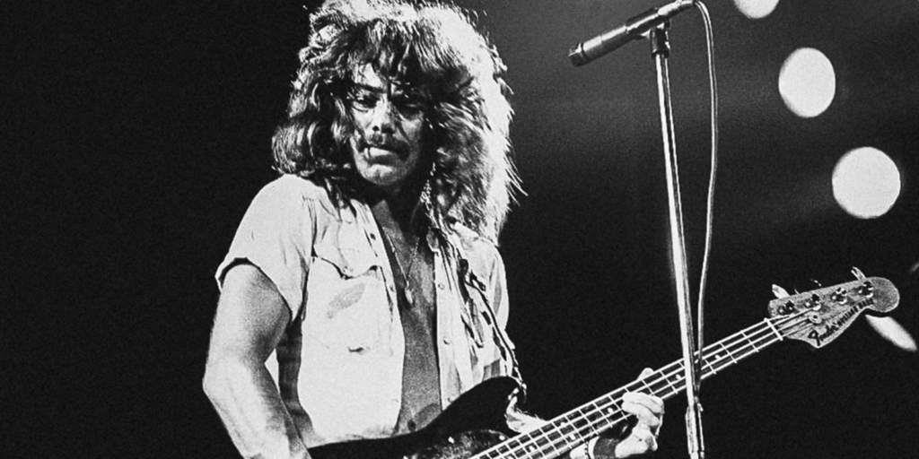 Alan Lancaster, bassist Status Quo